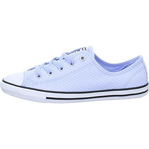 Converse Chucks 559848C Blau Chuck Taylor All Star Dainty Ox Blue Chill White Black Blau