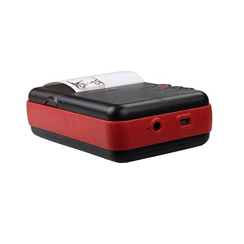 ICARSCANNER Original Launch X431 Wifi Printer for Launch X431 V,X431 Pro, x431 5c,x431 Pad Launch Mini Printer by Launch (Image #2)