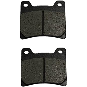 1984-1985 Yamaha RZ350 Sintered HH Rear Brake Pads