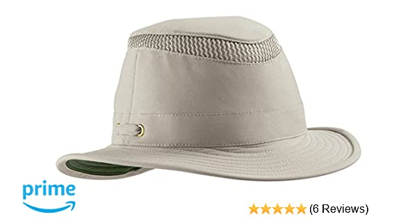Endurables LTM8 Nylamtium Hat with Mesh Khaki Tilley LTM8-KHOL