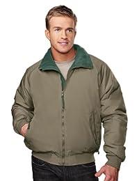 Men's Wind/Water Resistant 3 Season Shell Mountaineer Jacket (24 Colors,XS-6XLT)