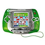 Leap Frog Leapster Learning Game System Includes 2 Game Cartridges, a Kindergarten and a 1st Grade Game Cartridge and a power supply