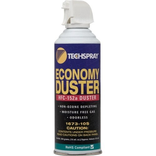Tech Spray 167310S Techspray Economy Duster, 10 oz. ()