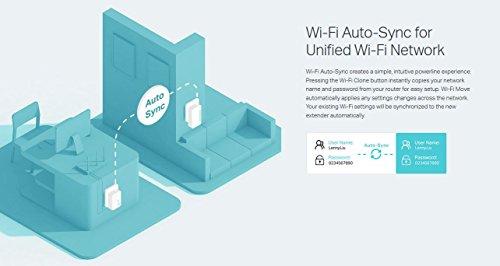 TP-Link AV500 2-port Powerline wifi Extender, Powerline Adapter with wifi, 2 Kits (TL-WPA4220 KIT) by TP-Link (Image #4)