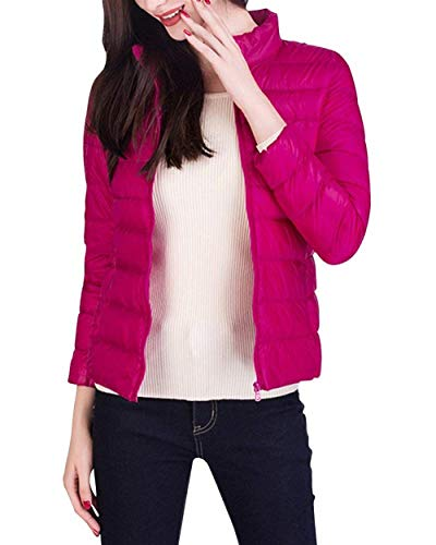 Lunga di Prodotto Coreana Cappotto Transizione Ragazze Fit Manica Plus Donna Style Slim Solidi Casual Fashion Invernali Colori Piumino Ultralight Piumini Festa Eleganti Giacca Collo Hot qYSa7nWa0