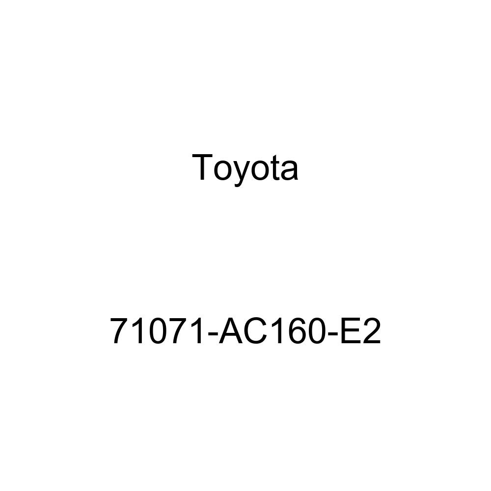 TOYOTA Genuine 71071-AC160-E2 Seat Cushion Cover