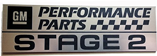 Cobalt Ss Performance (Chevrolet Cobalt Ss Saturn Ion Redline Badge Emblem Gm Performance Supercharged Turbo Stage 2)