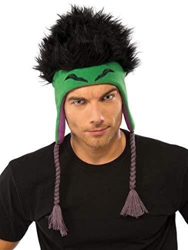 Hulk Hair - Rubie's Marvel Men's Universe Adult Hulk