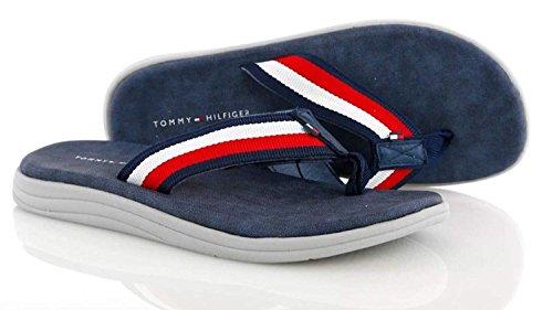 43 Sandali EU Tommy Blu Uomo Hilfiger Blu 40xUq1Xw