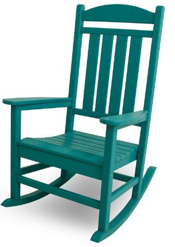Heirloom High Chair (POLYWOOD R100AR Presidential Rocker, Aruba)
