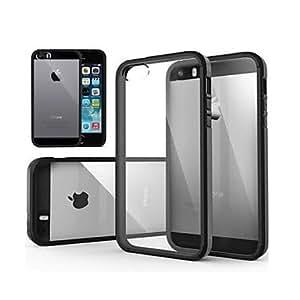 GONGXI-Volver Funda Ultra Transparente para iPhone 4/4S (colores surtidos) , Oro