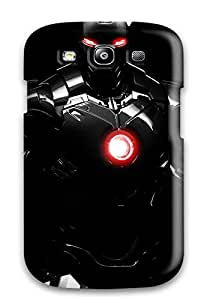 Hot GLJCEtN19977isOwt Iron Man Tpu Case Cover Compatible With Galaxy S3