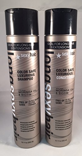 Conditioner Hair Extensions - 4