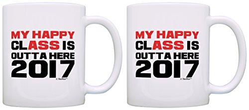 Graduation Gift Happy Class Coffee