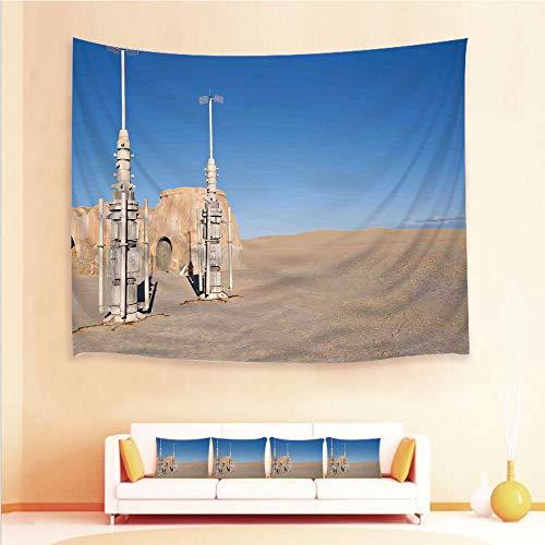 iPrint 1pcs Hanging Tapestry 4pcs Pillow case,Wall Hanging