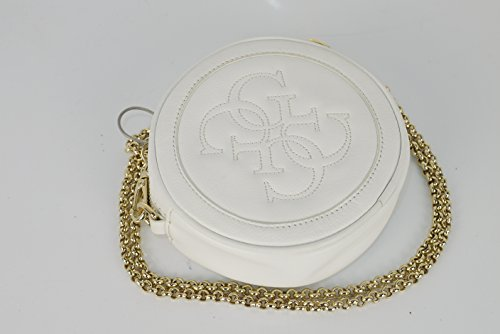 GUESS LAETITIA CIRCLE BAG HWLAETL5270 WHI WHITE