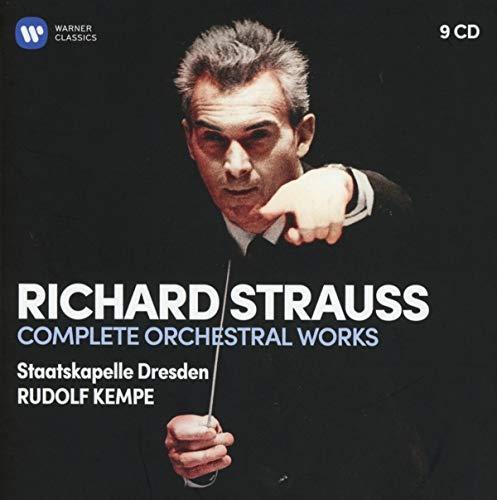 R. Strauss: Complete Orchestral Works