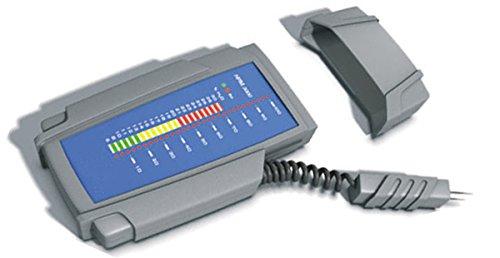 HPM 3000 Feuchtemessgerät - Feuchtigkeitsmesser Feuchtemesser Detector zur präzisen Messung in Holz, Putz und Mauerwerk nach DIN EN 13183-2.