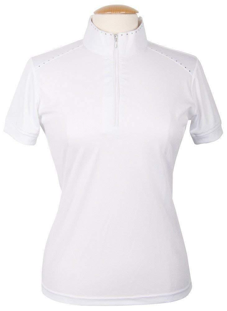 Harry s Horse Mujer L Camiseta Brighton de l Mujer Todo el a/ño tama/ño Large Color Wei/ß