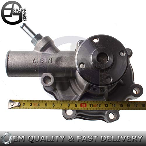 New Water Pump For Satoh Tractor MT250 MT280 MT300 MT300D S670 Mitsubishi  Engine