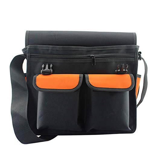 Tool Bag Network Maintenance tool Pouch Medium Size More Thicker Layer Oxford Cloths ()