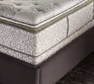 Amazon Com Simmons Beautyrest Legend Luxury Plush Super Pillowtop