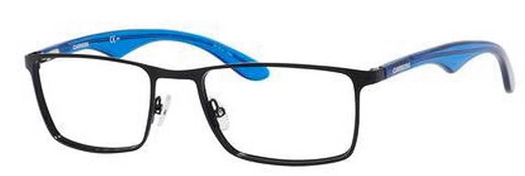 Carrera 6614 Eyeglass Frames CA6614-0DFM-5419 - Black / Peacock Frame, Lens Diameter 54mm, Model No : 6614