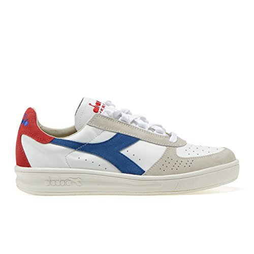 Blu S Occhi rosa e L per Diadora Donna Sneakers Canina C7457 Heritage B Uomo Elite wq8Op7PnI