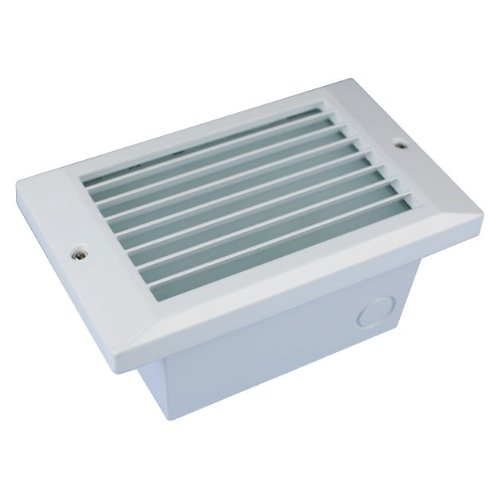 National Specialty XSL-L-WH Xenon Step Light by National Specialty Lighting