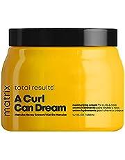 Matrix A Curl Can Cream Moisturizing Leave-in Cream for Curls and Coils, 16.9 fl. oz.
