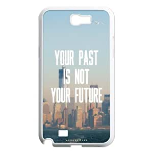 DIY Printed Inspirational hard plastic case skin cover For Samsung Galaxy Note 2 N7100 SN9V592452