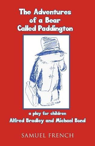book cover of Adventures of a Bear Called Paddington