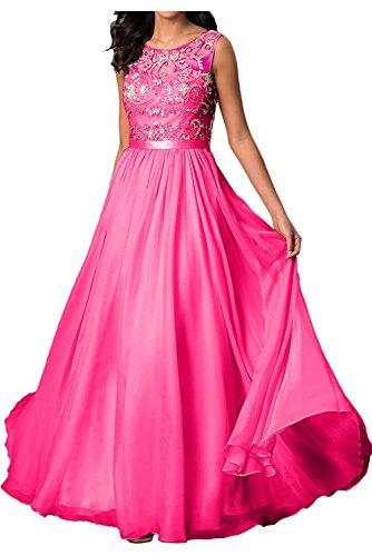 Braut Ballkleider mit Aus Pink Abendkleider Chiffon Hell Linie Gruen A mia Chiffon La Damen Steine Rock Partykleider Formalkleider pZq05xp