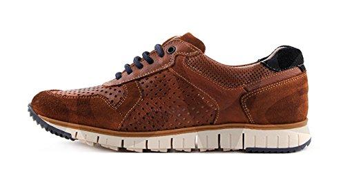 Casual - 95222 - Zapato Caballero Piel Cuero
