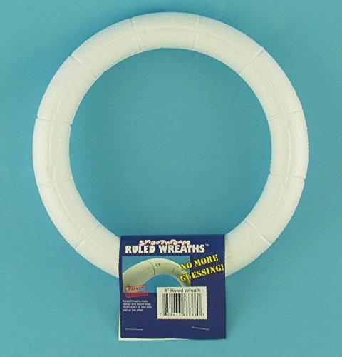 8-smooth-foam-ruled-wreath-6-pack