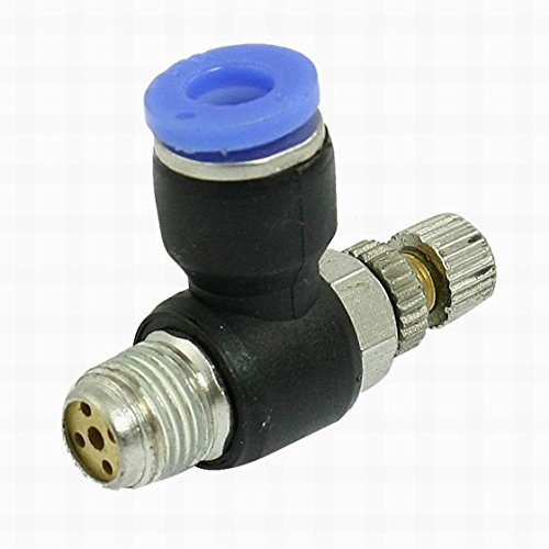 Uptell 6mm Tube Quick Connector 1/8