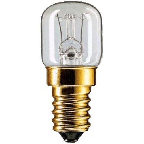 Philips Birnenlampe T22 15W E14 OVEN T22x49 Backofenlampe 300° C EEK: E