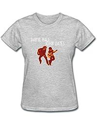Womens Daryl Hall John Oates You Make My Dreams T Shirts 100% Cotton
