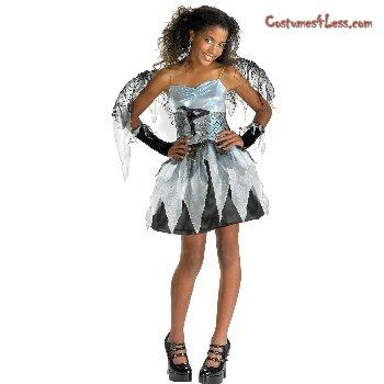 Frost Fairy Costume - Child/teen Costume - Medium (7-8)