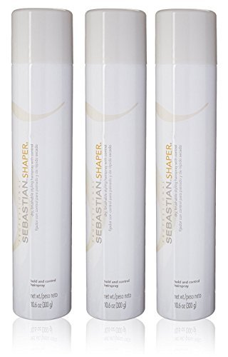(3 Pack Shaper Dry Brushable Styling Hairspray 10.6)