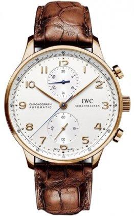IWC IW371480 Silver