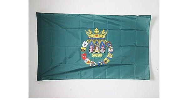 AZ FLAG Bandera de la Provincia DE Sevilla 150x90cm para Palo ...