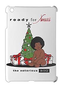 The Notorious BIG T-Shirt Christmas Present Lucky Herren iPad mini - iPad mini 2 plastic case
