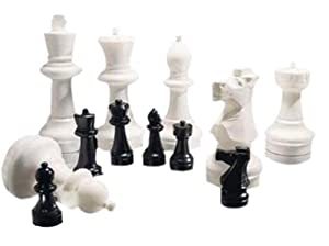 Rolly Giant Chess Pieces