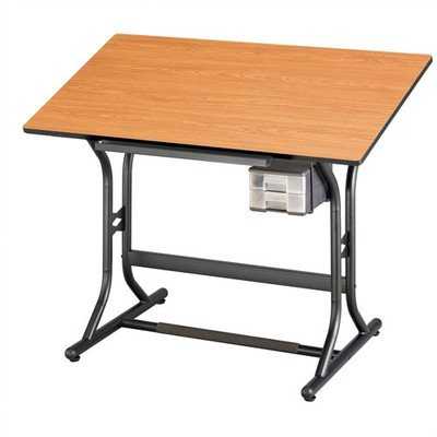 Alvin Craftmaster Hobby - CraftMaster Wood Drafting Table