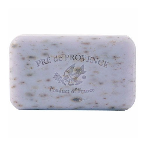 Pre De Provence Lavender Soap, 150g wrapped bar. Imported from France. With shea butter and natural herbs and scents. (Soap Provence Bar Moisturizing De Pre)