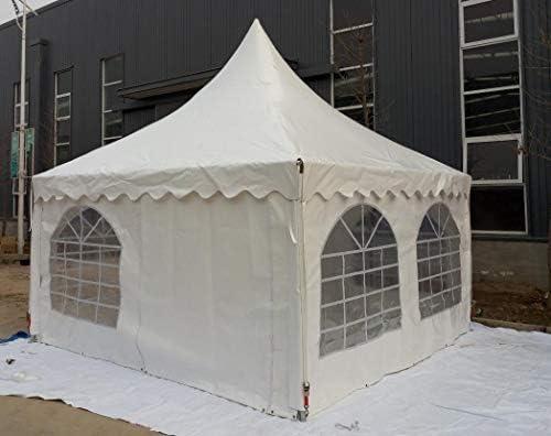 3x3 m Tienda de fiestas fumar Pabellón jardín PVC 650 g: Amazon.es: Jardín