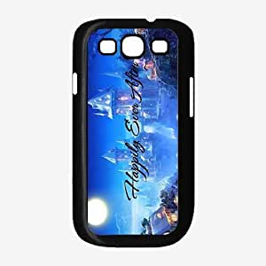 Happily Ever After - Phone Case Back Cover (Galaxy S3 - TPU Rubber Silicone) by lolosakes