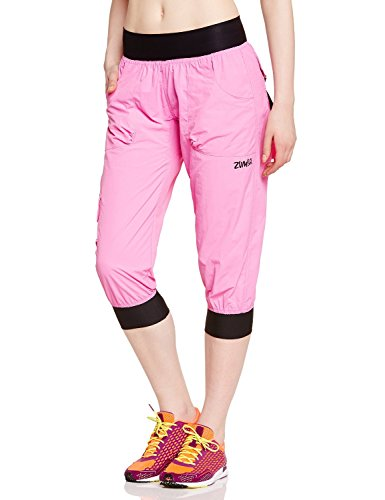 Zumba Fitness Women's Ultimate Orbit Cargo Capri