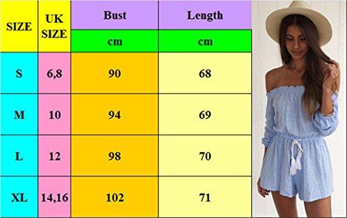 Playsuit Shorts Dress 16 Size Style Size Style Jumpsuit UK P 8 6 Beach Womens UK Ladies N Summer 10 UK Holiday Mini qP07tz